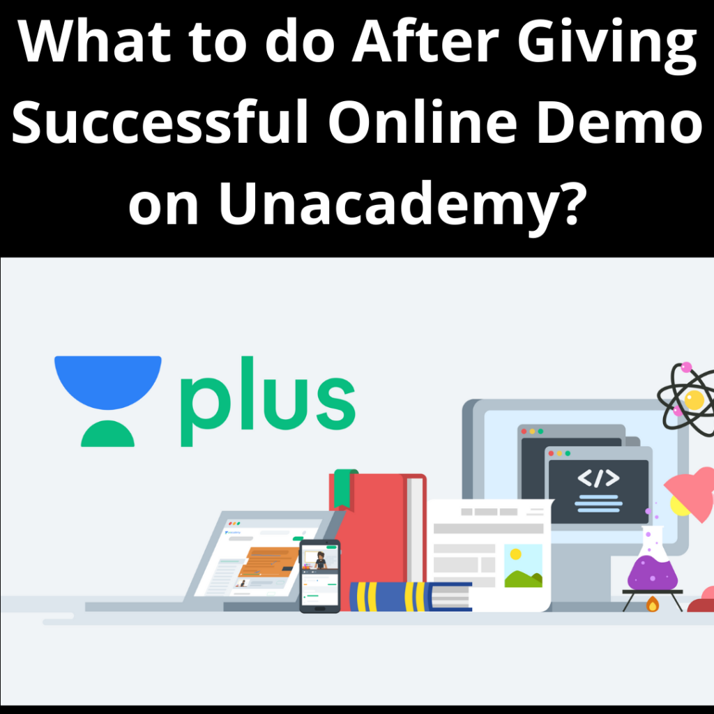 How to Become a Tutor on Unacademy