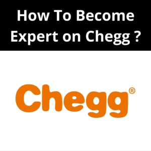 How To Become Expert on Chegg