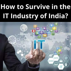How to Survive in the IT Industry of India?